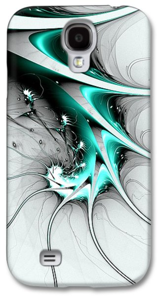 Entity Galaxy S4 Case by Anastasiya Malakhova
