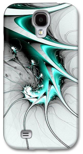 Entity Galaxy S4 Case by Anastasiya Malakhova