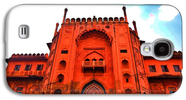 Galaxy S4 Case - #entrance Gate by Aakash Pandit