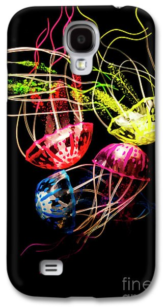 Entwined In Interconnectivity Galaxy S4 Case
