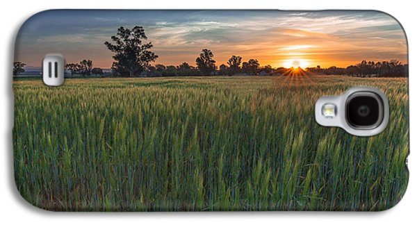 Equinox-first Sunrise Of Spring Galaxy S4 Case
