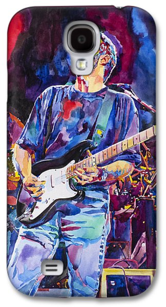 Eric Clapton And Blackie Galaxy S4 Case