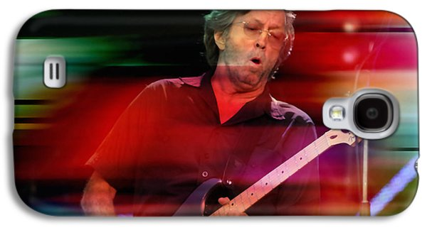 Eric Clapton Galaxy S4 Case by Marvin Blaine