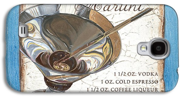 Espresso Martini Galaxy S4 Case by Debbie DeWitt