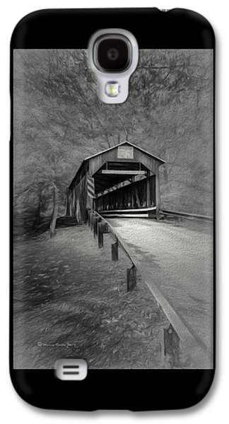 Esther Furnace No 8 Galaxy S4 Case by Marvin Spates
