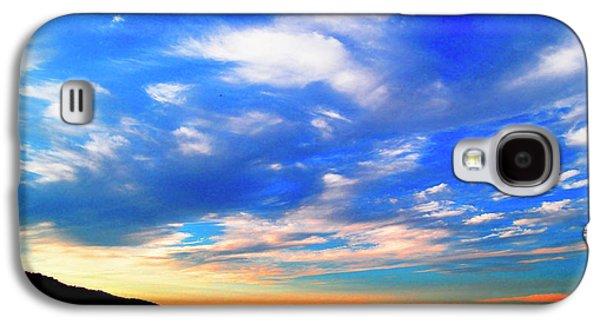 Estuary Skyscape Galaxy S4 Case