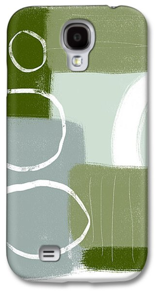 Eucalyptus Breeze 1- Art By Linda Woods Galaxy S4 Case