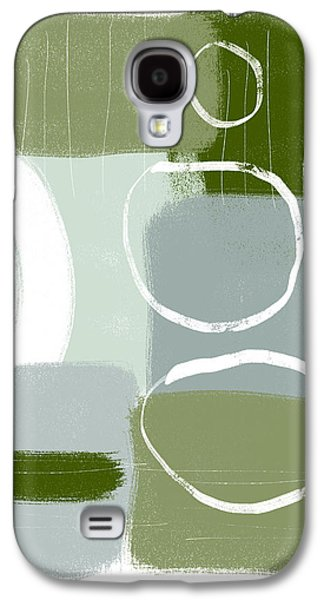 Eucalyptus Breeze  2- Art By Linda Woods Galaxy S4 Case