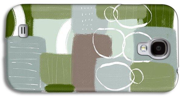 Eucalyptus Breeze 3- Art By Linda Woods Galaxy S4 Case