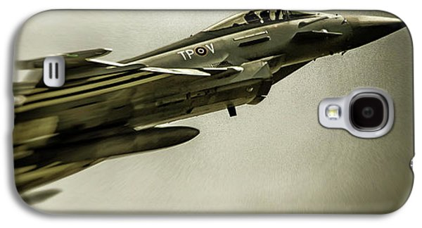 Eurofighter Typhoon Galaxy S4 Case by Martin Newman