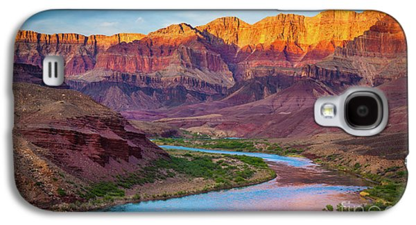 Mountain Galaxy S4 Case - Evening At Cardenas by Inge Johnsson
