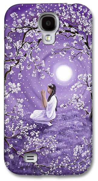 Evening Blessing Galaxy S4 Case by Laura Iverson