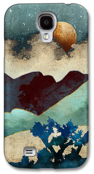 Landscapes Galaxy S4 Case - Evening Calm by Spacefrog Designs