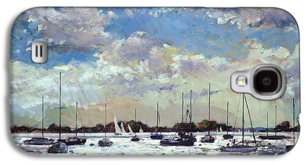 Evening Light - Gulf Of Morbihan Galaxy S4 Case