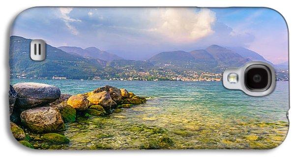Evening On The Lake Garda Galaxy S4 Case