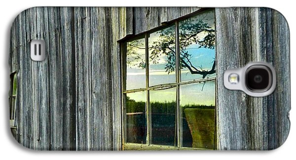 Evening Out At The Barn Galaxy S4 Case by Julie Dant