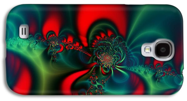 Evening Queen Galaxy S4 Case by Ian Mitchell