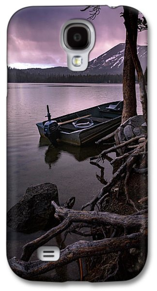 Evening Rain At Lake Mary Galaxy S4 Case by Cat Connor