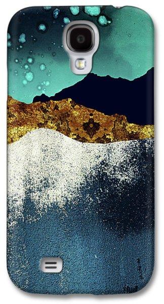 Landscapes Galaxy S4 Case - Evening Stars by Katherine Smit
