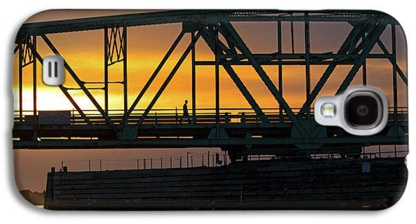 Evening Stroll Galaxy S4 Case