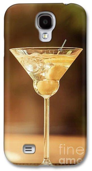 Evening With Martini Galaxy S4 Case by Ekaterina Molchanova