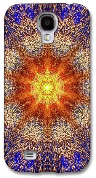 Event Horizon 003 Galaxy S4 Case by Phil Koch
