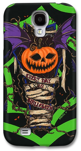 Every Day Is Halloween Galaxy S4 Case
