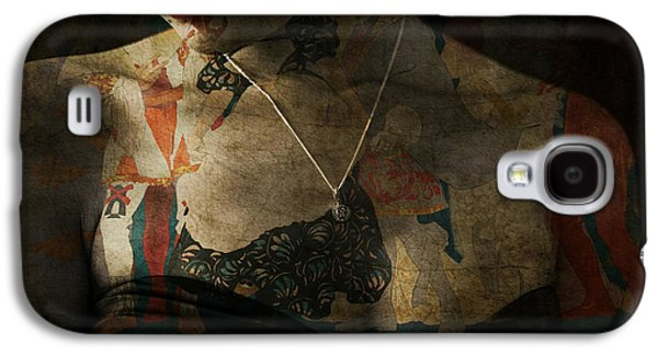 Every Picture Tells A Story Galaxy S4 Case by Paul Lovering