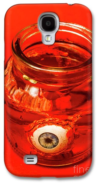 Everything You Know Is A Leye Galaxy S4 Case by Jorgo Photography - Wall Art Gallery