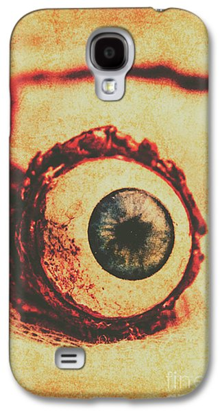 Evil Eye Galaxy S4 Case by Jorgo Photography - Wall Art Gallery