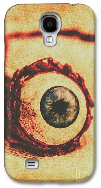 Evil Eye Galaxy S4 Case by Jorgo Photography - Wall Art Gallery
