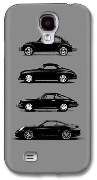 Evolution Galaxy S4 Case by Mark Rogan