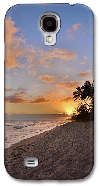 Ewa Beach Sunset 2 - Oahu Hawaii Galaxy S4 Case
