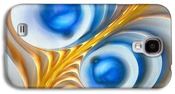 Exaggeration Galaxy S4 Case by Anastasiya Malakhova