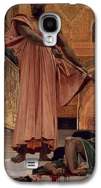 Execution Without Trial Under The Moorish Kings In Granada Galaxy S4 Case by Henri Alexandre Georges Regnault