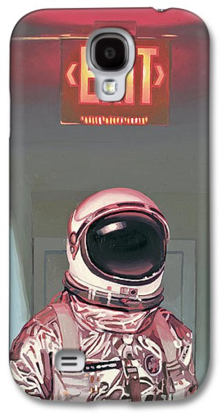 Exit Galaxy S4 Case by Scott Listfield