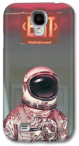 Exit Galaxy S4 Case by Scott Listfield