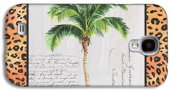 Exotic Palms 1 Galaxy S4 Case by Debbie DeWitt