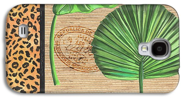 Exotic Palms 2 Galaxy S4 Case by Debbie DeWitt