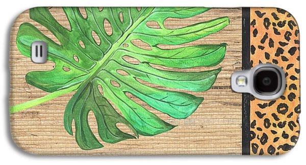 Exotic Palms 3 Galaxy S4 Case by Debbie DeWitt