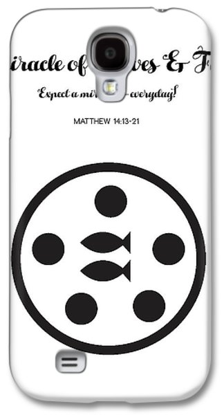 Expect A Miracle Galaxy S4 Case by Gerald Filyaw