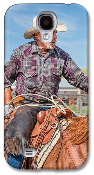 Experienced Cowboy Galaxy S4 Case by Todd Klassy