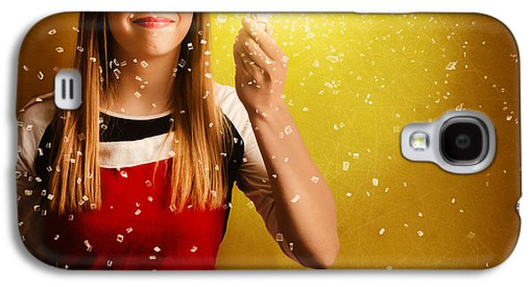 Explosive Christmas Gift Idea Galaxy S4 Case by Jorgo Photography - Wall Art Gallery