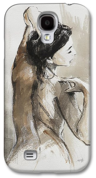 Nudes Galaxy S4 Case - Expression by Steve Henderson