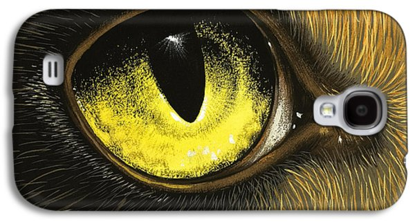 Eye Of The Eagle Galaxy S4 Case