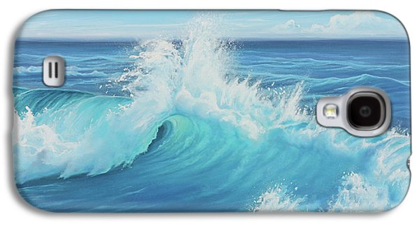 Eye Of The Ocean Galaxy S4 Case