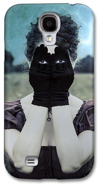 Eyes Galaxy S4 Case by Joana Kruse