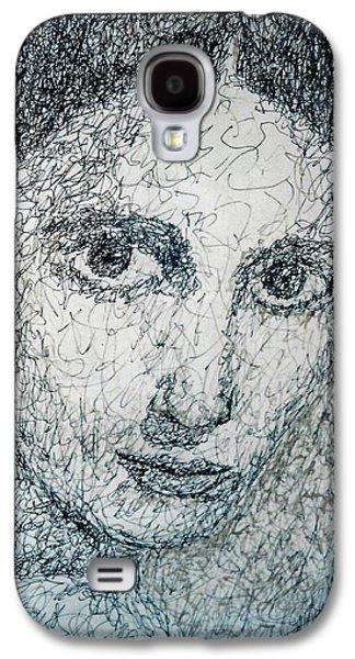 Eyes Galaxy S4 Case by Maria Valladarez