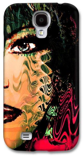 Eyes Of An Artist Galaxy S4 Case