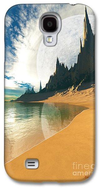 Eyes Of Zeus Galaxy S4 Case